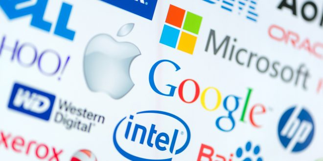 شركات التكنولوجيا