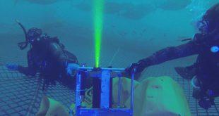كاميرا لسمك التونة