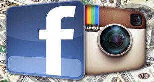 فيسبوك و انستجرام