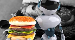 روبوت-البرجر