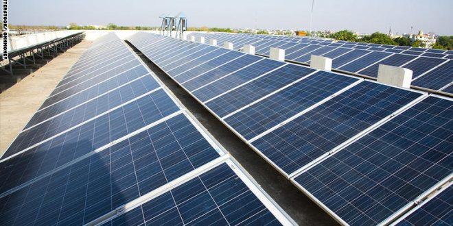 الطاقة الشمسية تعتمدها مايركوسوفت