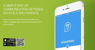 تطبيق-SchoolVoice