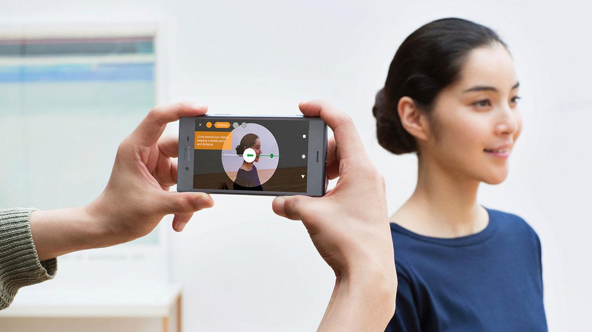3D Creator: التحديث يدعم مشاركة سيلفي ثلاثي الأبعاد على فيسبوك