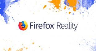 متصفح-Firefox Reality
