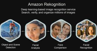الشرطة بدأت تستخدم تقنية أمازون للتعرف على الوجه