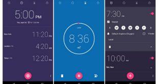 one-clock-تطبيق