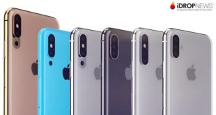 آبل قد تعلن عن هاتف آيفون بثلاث كاميرات خلفية في 2019