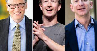 غيتس وبيزوس وزوكربيرغ يستثمرون بشركة لمستقبل البشرية