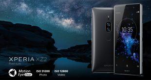 مصممي هواتف Xperia يتحدثون عن الكاميرا والشاشة، والحواف النحيفة