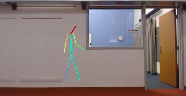الذكاء الاصطناعي يتيح رؤية الأشخاص من خلال الجدران