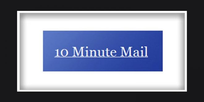 موقع مميز يُعطيك بريد الكتروني مؤقت للتسجيل في المواقع المختلفة