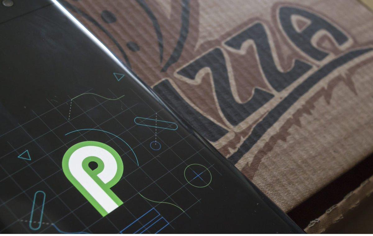 تسريب الإسم الرسمي لـ Android P من هواوي بولندا !