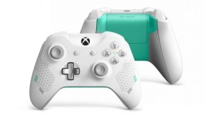 الكشف رسمياً عن ذراع تحكم جديدة لمنصة Xbox One تحمل أسم Xbox One Sport White Edition