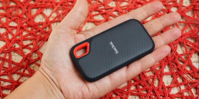 سانديسك تطلق أسرع قرص SSD محمول بسعرٍ أكثر من رائع