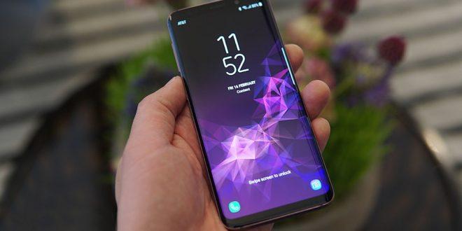 سامسونج تسجل براءة إختراع جديدة لمستشعر بصمات الأصابع مدمج في الشاشة