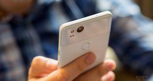 جوجل ستقوم بإصلاح مشكلة بطء فتح شاشة القفل في الهاتف Google Pixel 2 XL