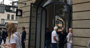 انفجار آيباد في متجر أبل يصيب 3 موظفين