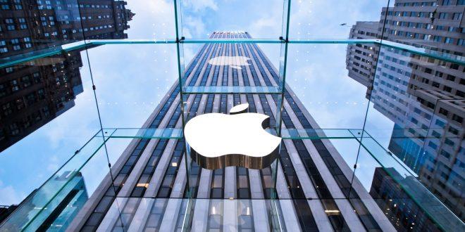 آبل تصبح أول شركة تكسر قيمتها السوقية حاجز 1 تريليون دولار أمريكي في الولايات المتحدة الأمريكية