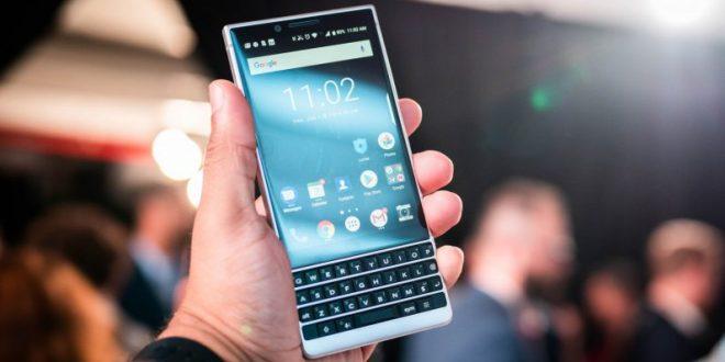 تسريب صورة ومواصفات الهاتف BlackBerry KEY2 Lite Edition