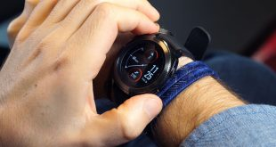 تحديث جديد للساعة الذكية Samsung Gear Sport يهدف لتحسين عملية الشحن