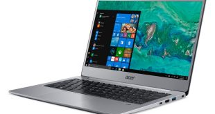 الإعلان رسميا عن الحاسوب المحمول Acer Swift 3، وسيكون متوفرًا بأحجام 13 إنش و 14 إنش