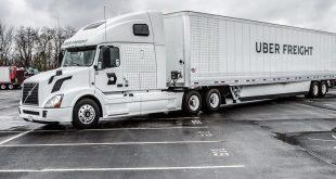 أوبر توقف تطوير الشاحنات ذاتية القيادة للتركيز على السيارات