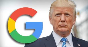 دونالد ترامب يتهم جوجل بتزوير نتائج البحث