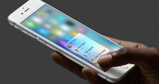 تقرير جديد يقترح نية آبل التخلص من تكنولوجيا 3D Touch في هواتف iPhone القادمة في العام المقبل