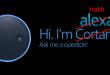 مايكروسوفت وأمازون توفران تكاملًا بين أليكسا وكورتانا