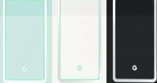 صورة تشويقية جديدة من جوجل تلمح لقدوم هواتف Google Pixel 3 بثلاث ألوان مختلفة