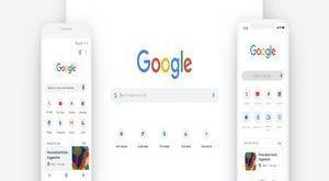 جوجل كروم يحصل على تصميم وميزات جديدة