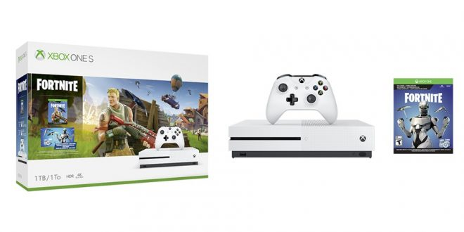 مايكروسوفت تطرح حزمة Xbox One S Fortnite