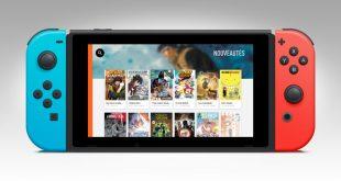تطبيق izneo لقراءة القصص المصورة قادم لجهاز Switch