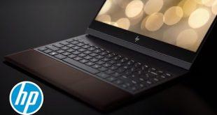 HP Spectre Folio هو حاسب محمول راقي جديد من شركة HP مغطى بالجلد