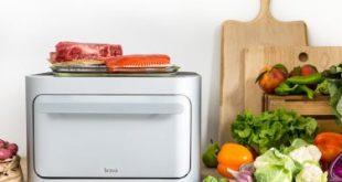 فرن ذكى جديد لطهى الطعام بسرعة وباستخدام طاقة أقل