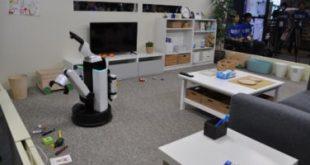 فيديو.. روبوت يابانى جديد يرتب منزلك ويخبرك بأماكن الملابس المفقودة