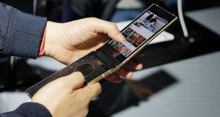 الهاتف الصدفي الراقي Samsung W2019 يظهر في موقع هيئة الإتصالات الصينية