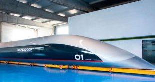 """""""هايبرلوب ترانسبورتيشن تكنولوجيز"""" تكشف عن كبسولة نظام هايبرلوب الجديدة لنقل الركاب"""