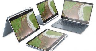 HP تكشف عن أنحف حاسوب محمول متحول لها مزود بنظام ChromeOS