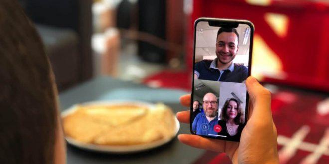 ميزة محادثات الفيديو في تطبيق إنستاجرام أصبحت الآن تدعم ما يصل إلى ستة أشخاص