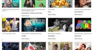 خدمة individio.us تمنع جمع بيانات المستخدم عبر يوتيوب
