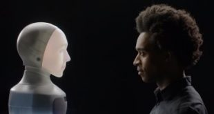 روبوت اجتماعى جديد يقلد تعبيرات الوجه البشرية ويتحدث مثل الإنسان