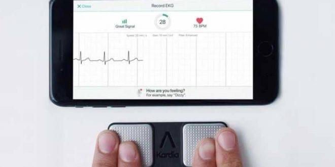 """تطبيق ذكي يتوقع """"الأزمة القلبية"""" القاتلة قبل وقوعها"""