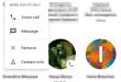 جوجل تعيد تصميم واجهة تطبيق الاتصال الخاص بها