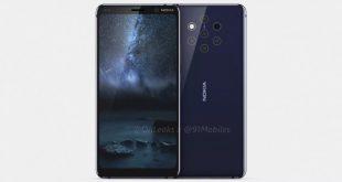 بـ5 كاميرات خلفية.. اعرف موعد الإعلان Nokia 9 PureView