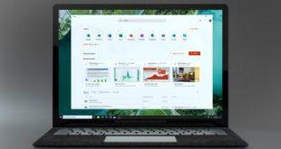 Office تطبيق مجاني جديد من مايكروسوفت متاح على ويندوز 10