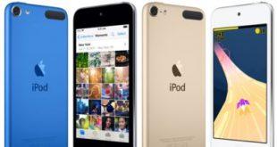 أبل تعمل على إطلاق الجيل السابع من iPod Touch