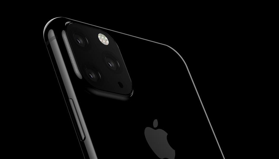 صور تخيلية تكشف عن تصميم هاتف أيفون 2019 بثلاث كاميرات خلفية
