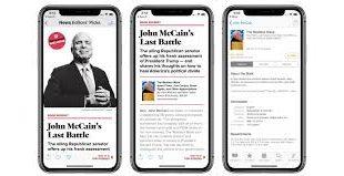 تفاصيل جديدة عن خدمة أبل للأخبار Apple news