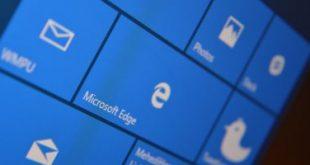 متصفح Edge من مايكروسوفت يحدد المواقع المزيفة للمستخدمين